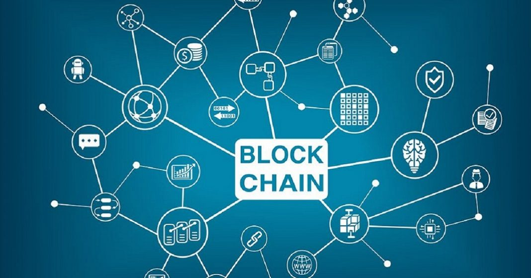 five companies that introduced blockchain