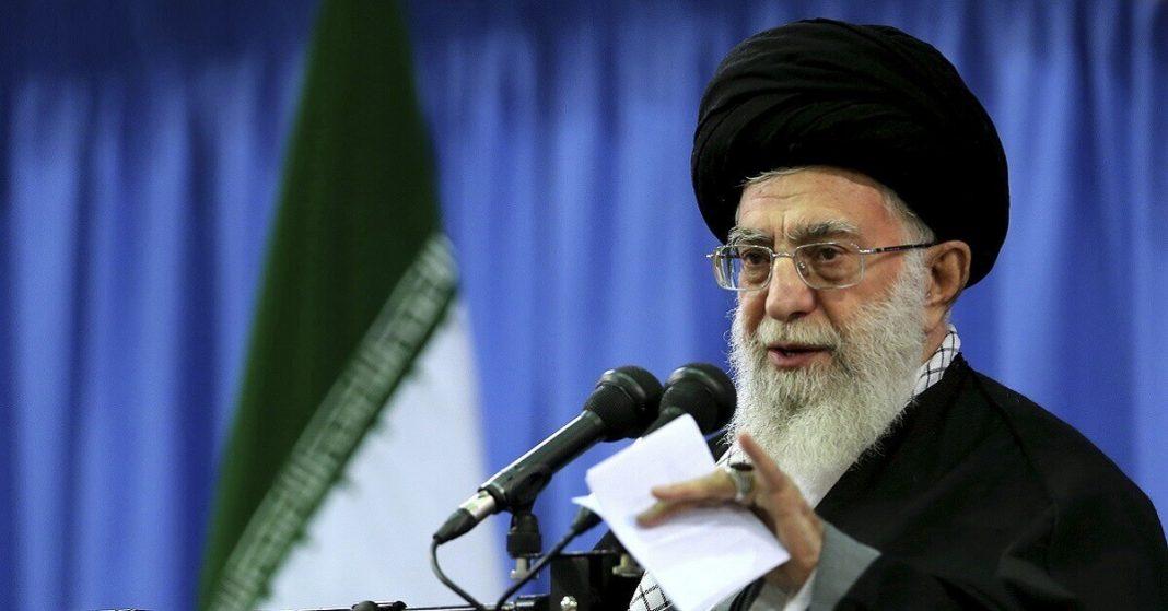 Iran's Supreme Leader demands the US to lift sanctions