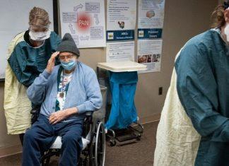 Michigan woman dies of COVID-19