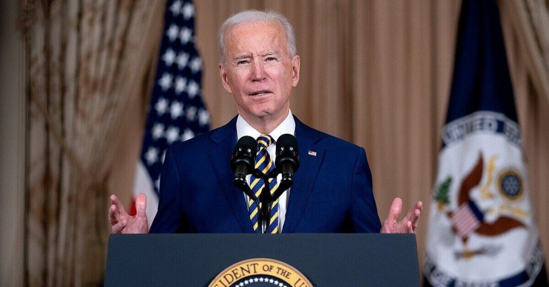 President Biden announces end to support Saudi-led offensive against Yemen
