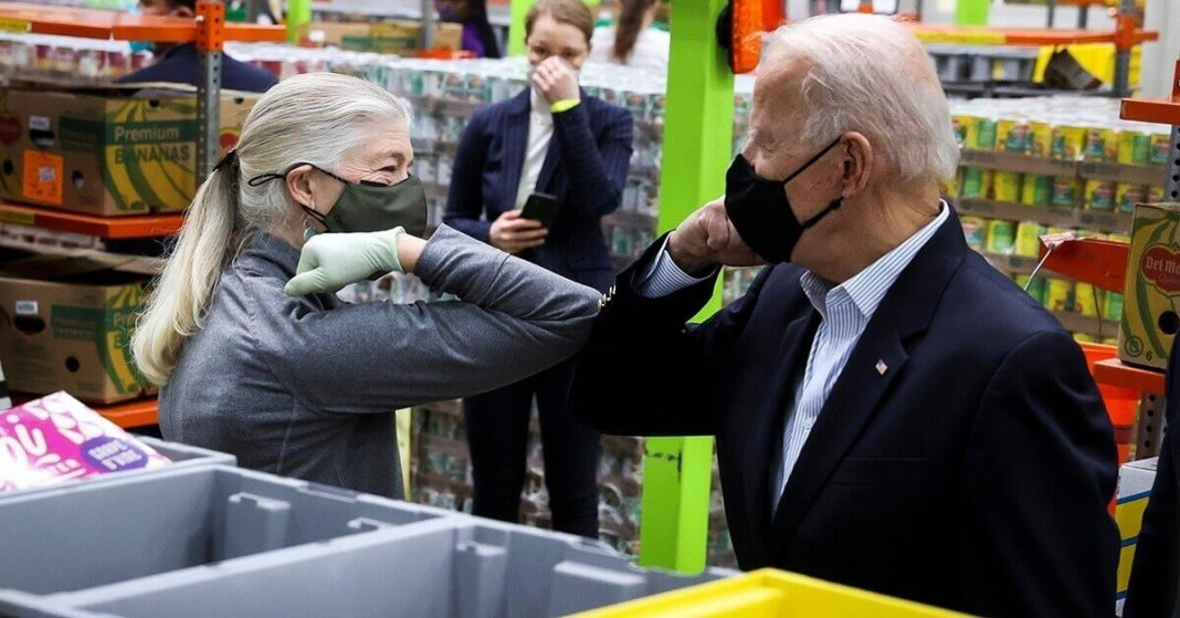 President Biden assures support to storm-battered Texas