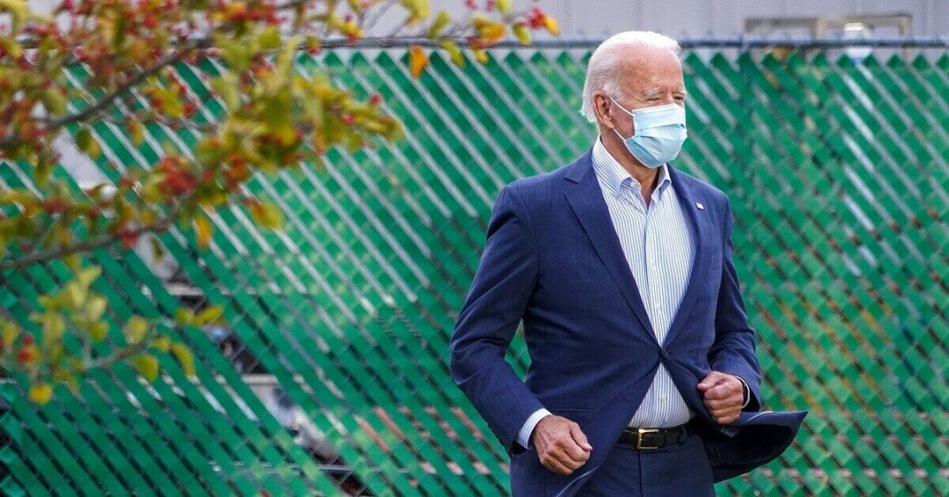President Biden highlights relief efforts for the COVID-19
