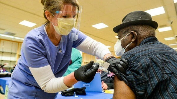 President Joe Biden announces 200 million more vaccines