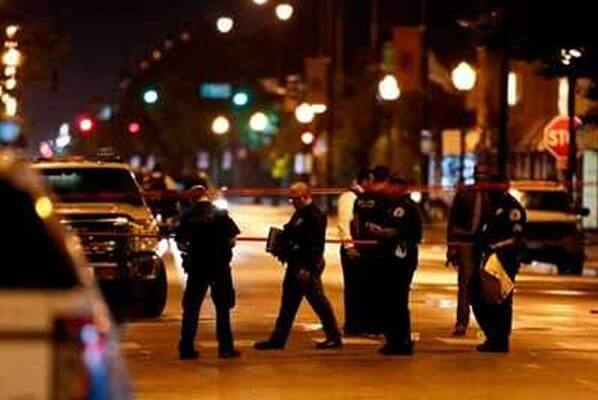 Shooting at American Legion Club leaves one dead