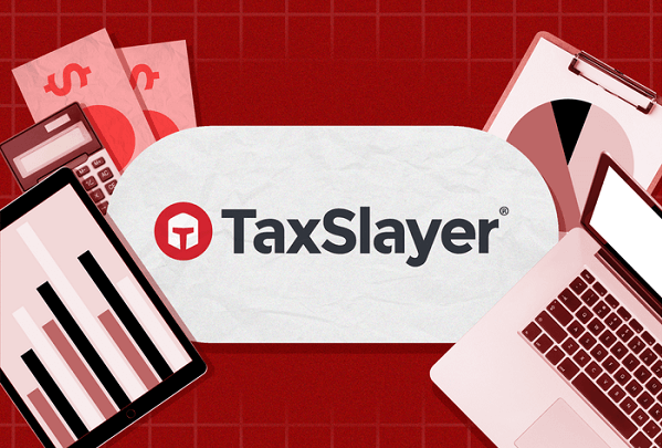Tax Slayer software