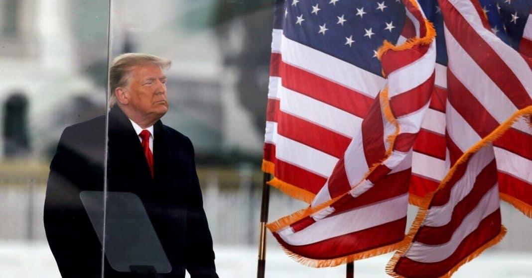 Trump rejects invitation to testify in Senate impeachment trial