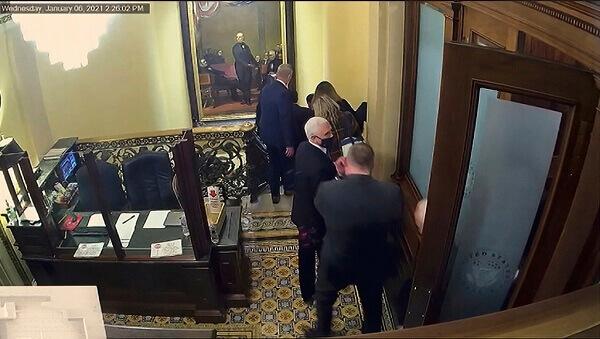 Capitol hill: 6 January