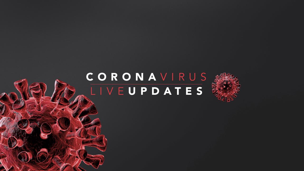 corona live update