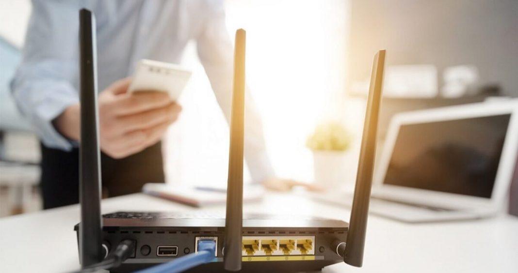 Wi-Fi signal boost app