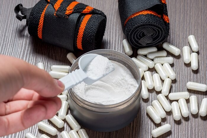 BCAAs in Pill form