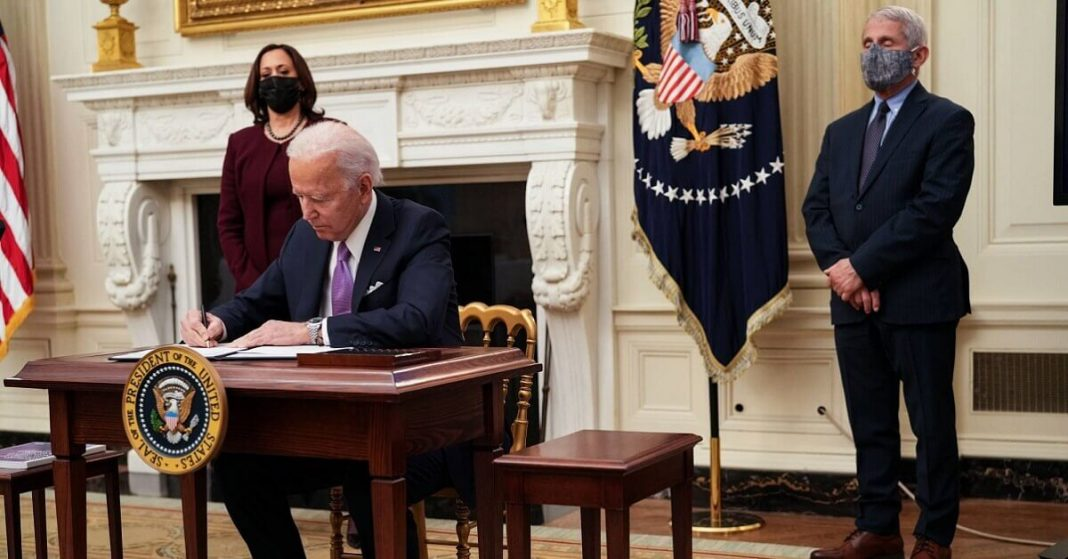 Biden Administration optimistic to control the COVID-19