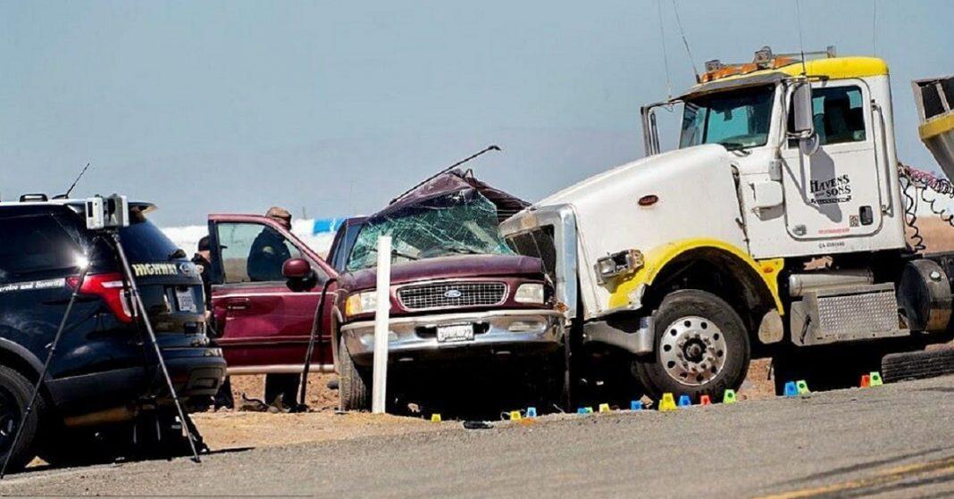 Border Patrol source claims California