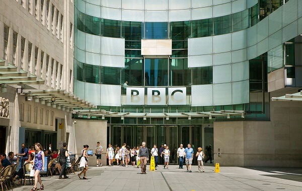 British Broadcasting Cooperation (BBC)