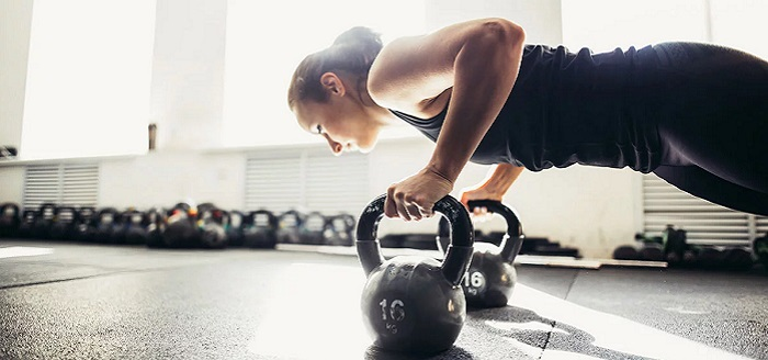 Build Muscle by Strength Training