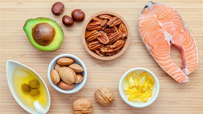Consume Healthy Fats in Moderation