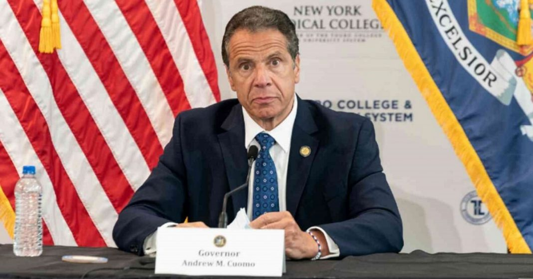 Cuomo directed NY health officials to prioritize the COVID-19 testing