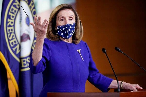 House Speaker Nancy Pelosi's