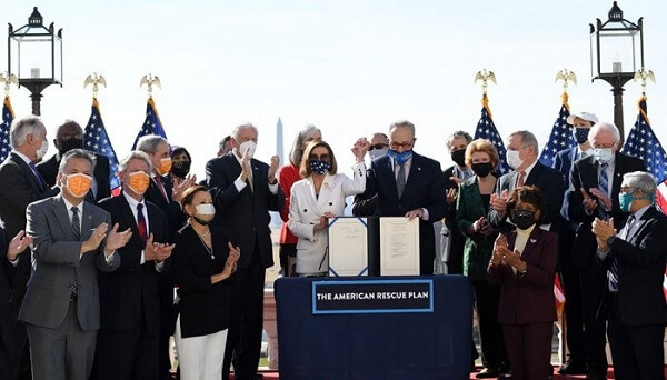 House passes $1.9 trillion COVID-19 relief package, President Biden to sign it on Friday