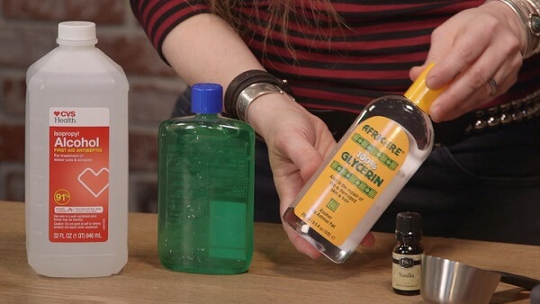 Is an at-home Sanitizer Effective