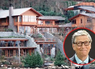 List of 15 Most Expensive and Luxurious Properties of the Celebrities