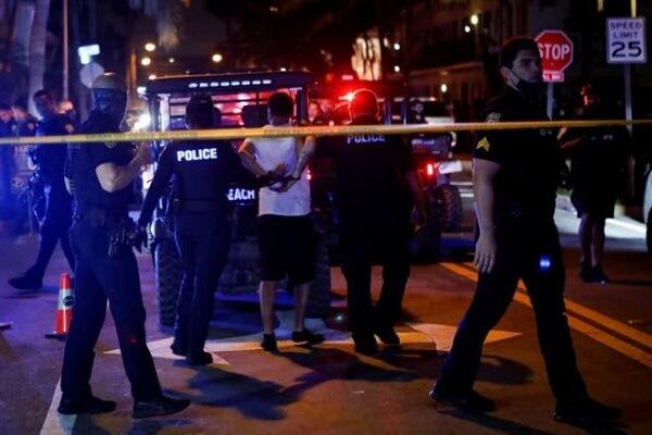Miami Beach Curfew Extends