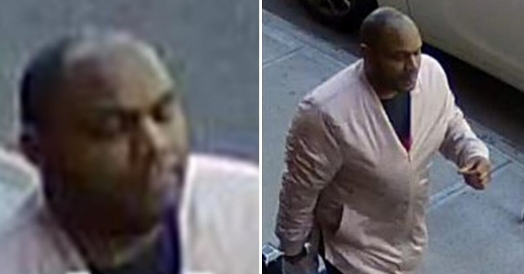 NYPD searches for the assailant caught on camera brutally beating an Asian woman on her way to church