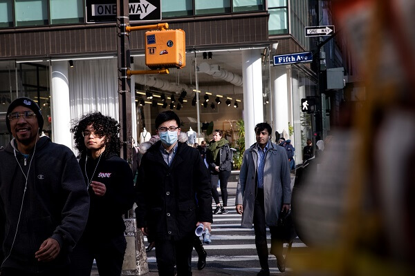 Poll suggests 1 in every four Americans blame Asians for the coronavirus pandemic
