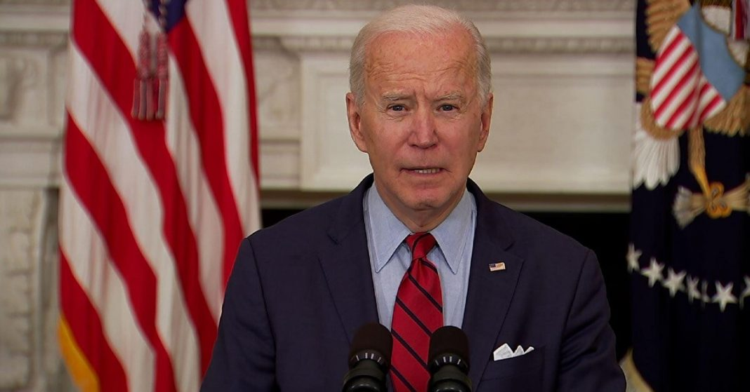 President Biden urges Congress to move fast on background checks and assault weapon ban
