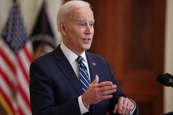 President Biden's first press conference
