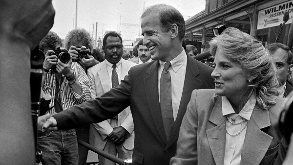 The Early Days of Biden's Career