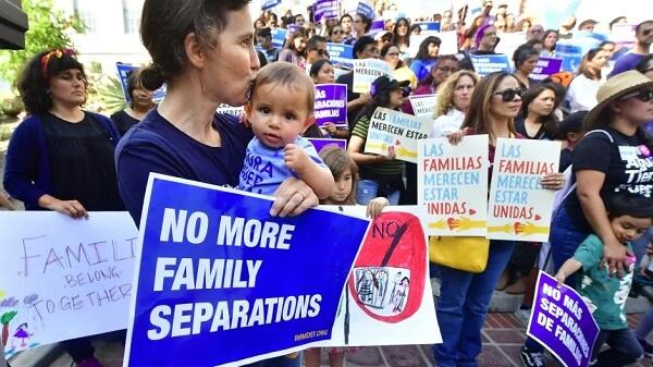 The Rising Figures of Migrant Children in US Custody