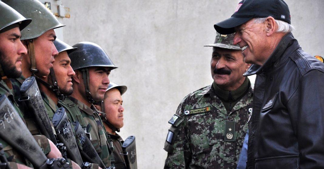 U.S. military presence in Afghanistan till November'21