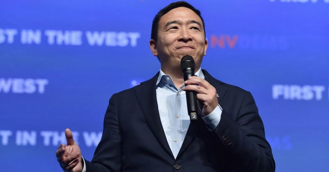 What is Andrew Yang's Net Worth