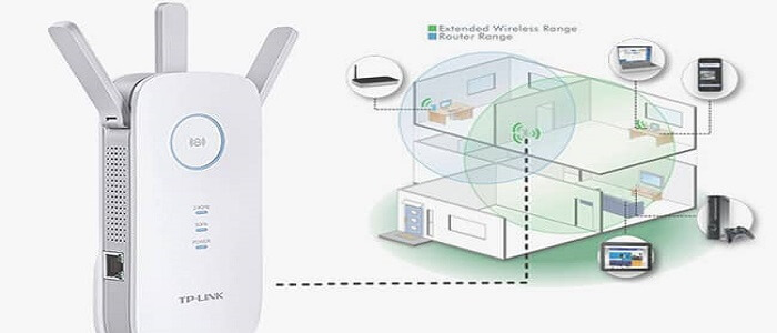 Wi-Fi signal Booster and Extender
