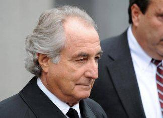 Bernie Madoff; pioneer of the Ponzi scheme, dies in prison