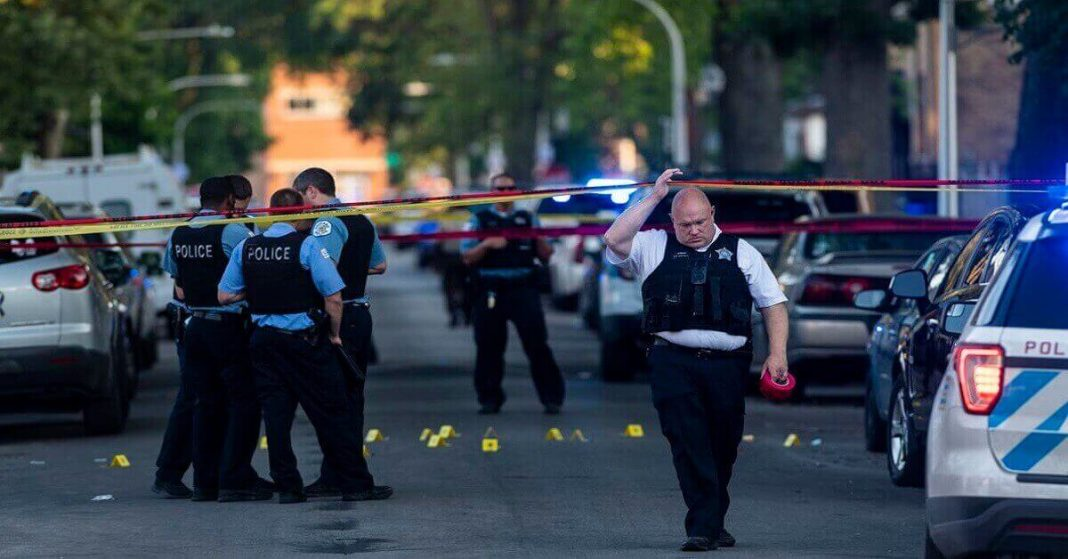 Chicago police officer placed on administrative duty after killing a 13-year-old in