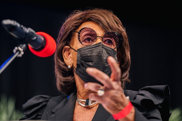Controversial Minneapolis Remarks By Maxine Waters