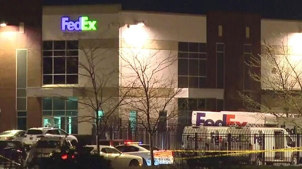 FedEx Indianapolis shooting leaves 8 dead; others in critical condition