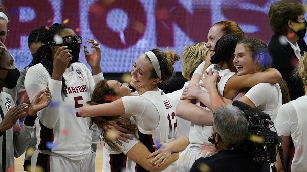 For the first time in 29 years, Stanford wins N.C.A.A Women's Basketball Championship
