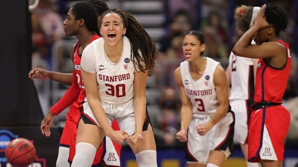 For tStanford wins N.C.A.A Women's Basketball Championship