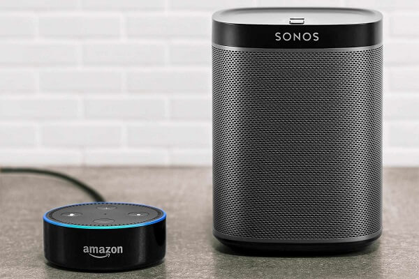 How do I connect my JBL Bluetooth speakers to Alexa