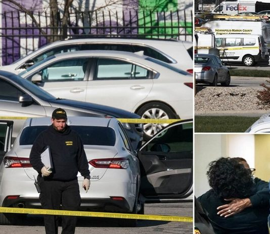 Indianapolis Police Named Eight Victims of the Massacre at The Fedex Facility
