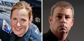 Kimberly Potter; The officer who shot Daunte Wright has resigned
