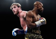 Logan Paul preparing to fight Floyd Mayweather match back on for Jun 6