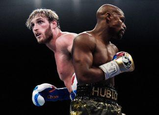 Logan Paul preparing to fight Floyd Mayweather match back on for Jun 6
