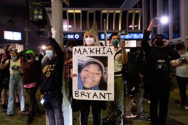 Ma Khiya Bryant shooting in Ohio; What happened moments before