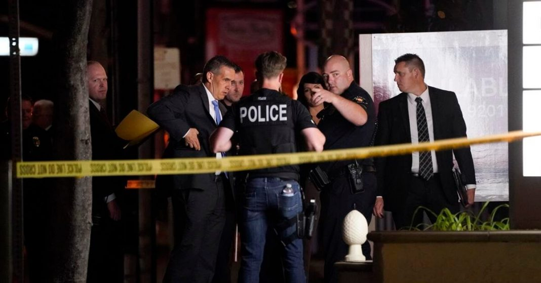 Mass shooting in Orange leaves 4 dead including a child