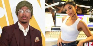 Nick Cannon is expecting twins with his girlfriend De La Rosa