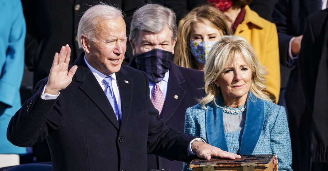 President Biden Fulfills His Campaign Promise of 100