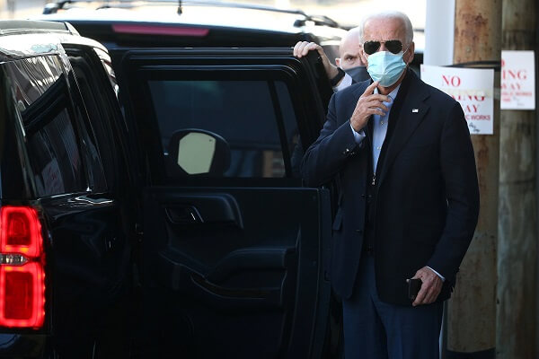 President Biden gears up to announce sanctions against Russia